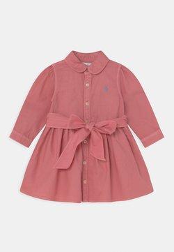 Polo Ralph Lauren - OXFORD DAY DRESS SET - Vestido camisero - desert rose