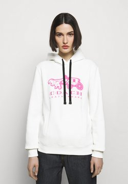 Coach - NEON HORSE AND CARRIAGE  - Sweatshirt - white