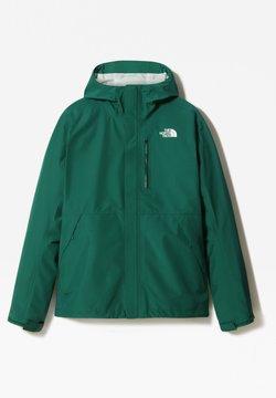 The North Face - M DRYZZLE FUTURELIGHT JACKET - Chaqueta Hard shell - evergreen