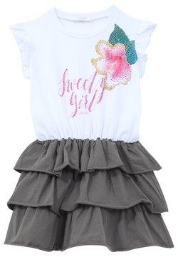 Liu Jo Kids - Korte jurk - white green