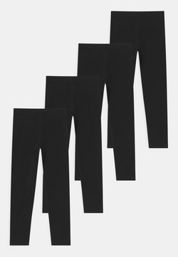 Friboo - 4 PACK - Legging - black