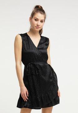 Petrol Industries - Cocktailkleid/festliches Kleid - black