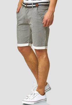 INDICODE JEANS - Shorts - gray