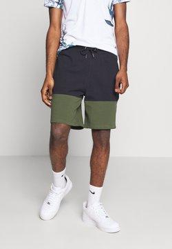 Burton Menswear London - BURG C BLOCK - Jogginghose - green