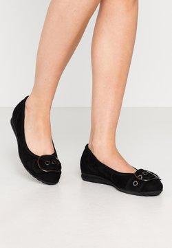 Gabor Comfort - Ballerina's - schwarz