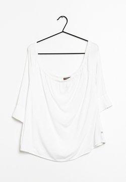 Street One - T-shirt à manches longues - white