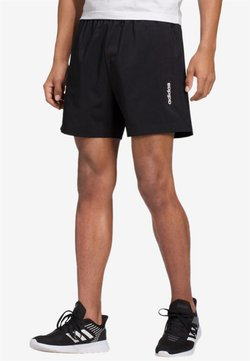 adidas Performance - Krótkie spodenki sportowe - black