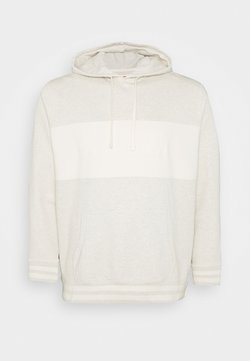 Levi's® Plus - BIG RELAXED FIT HOODIE - Collegepaita - tofu