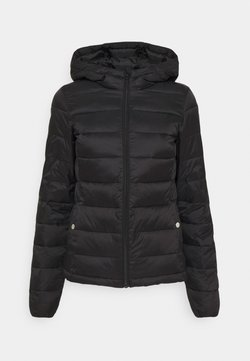 ONLY Tall - ONLSANDIE HOOD JACKET - Jas - black