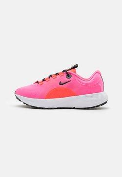 Nike Performance - REACT ESCAPE RN - Zapatillas de running neutras - pink glow/black/bright crimson