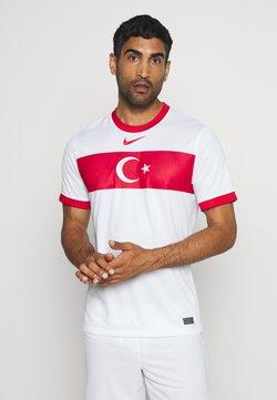 Nike Performance - TÜRKEI HOME - Nationalmannschaft - white/sport red