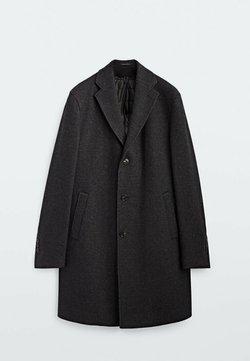 Massimo Dutti - WITH DETACHABLE INTERIOR - Klasyczny płaszcz - grey