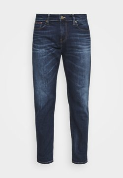 Tommy Jeans - RYAN  - Jeans Relaxed Fit - aspen dark blue stretch