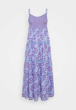 Marks & Spencer London - FLORAL BALI DRESS - Vestito lungo - purple