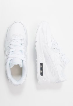 Nike Sportswear - AIR MAX 90 UNISEX - Sneaker low - white/metallic silver