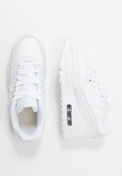 Nike Sportswear - AIR MAX 90 UNISEX - Sneakers laag - white/metallic silver