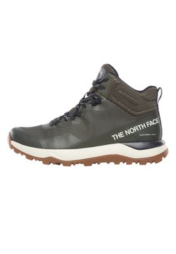 The North Face - W ACTIVIST MID FUTURELIGHT - Hikingschuh - nw taupe grn/aviator navy