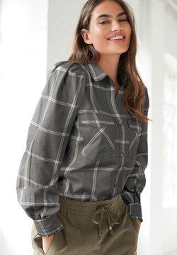 Next - PUFF  - Camicia - grey