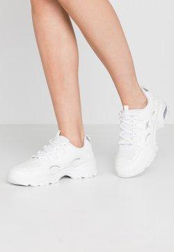 KangaROOS - KW-BIRDY - Sneakers laag - white/silver
