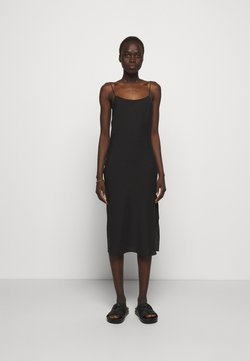 DESIGNERS REMIX - VALERIE STRAP DRESS - Juhlamekko - black
