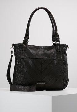 FREDsBRUDER - Handtasche - black