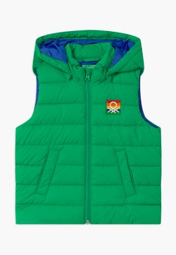 Benetton - Smanicato - green