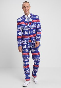 OppoSuits - THE RUDOLPH - Anzug - blue