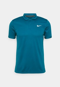 Nike Performance - Funktionsshirt - green abyss/white