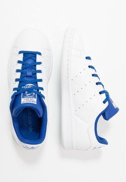 adidas Originals - STAN SMITH - Baskets basses - footwear white/royal blue
