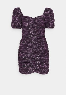 Samsøe Samsøe - GIRASOL DRESS  - Cocktailkleid/festliches Kleid - purple jasper