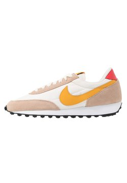 Nike Sportswear - DAYBREAK - Sneaker low - pale ivory/pollen rise/shimmer/track red/black/white