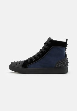Steve Madden - CORDZ - Sneakers hoog - navy/multicolor