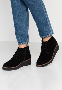 Clarks - SHARON HOP - Ankle Boot - black