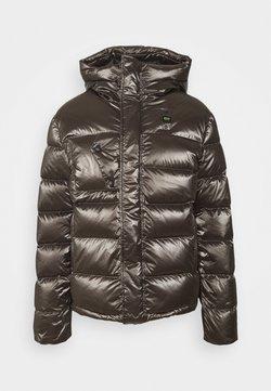 Blauer - GIUBBINI CORTI IMBOTTITO - Gewatteerde jas - metallic brown