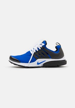 Nike Sportswear - AIR PRESTO - Matalavartiset tennarit - racer blue/black/white