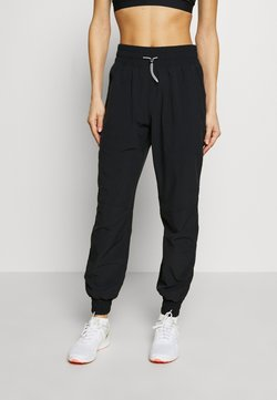 Under Armour - RECOVER PANTS - Jogginghose - black/onyx white