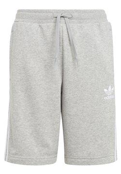 adidas Originals - ADICOLOR - Short - medium grey heather/white