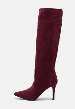 BEBO - SIREN - Boots - burgundy