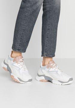 Ash - Sneakers laag - white/dune