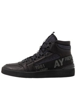 Replay - LUKE - Sneaker high - black/navy