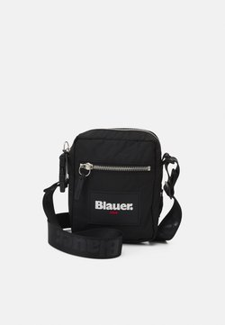 Blauer - COLBY UNISEX - Borsa a tracolla - black