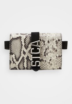 Just Cavalli - Saszetka nerka - light grey/black