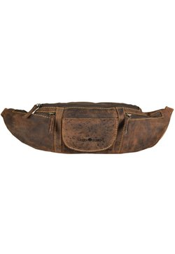 Greenburry - VINTAGE  - Gürteltasche - brown