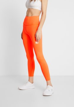 HIIT - BONNIE CORE LEGGING - Medias - orange