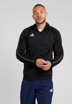 adidas Performance - CORE ELEVEN FOOTBALL TRACKSUIT JACKET - Trainingsjacke - balck/white