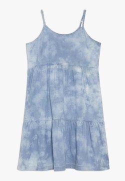 Blue Seven - BATIK - Freizeitkleid - jeansblau