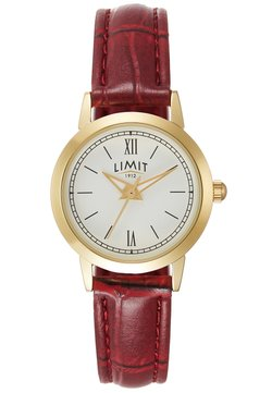 Limit - LADIES STRAP WATCH DIAL - Montre - red