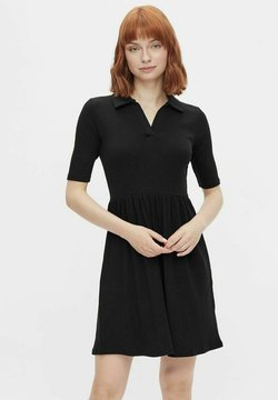 Pieces - PCMADDY - Vestido ligero - black