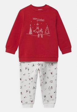 OVS - PRINT - Pyjama - scarlet