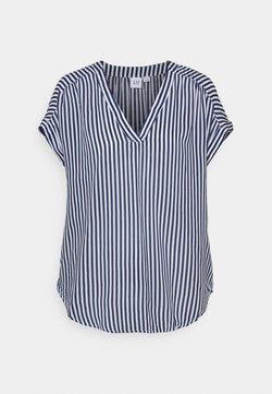 GAP - T-Shirt print - blue stripe